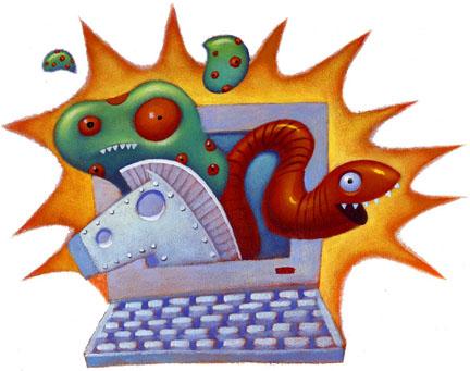 virus-worm